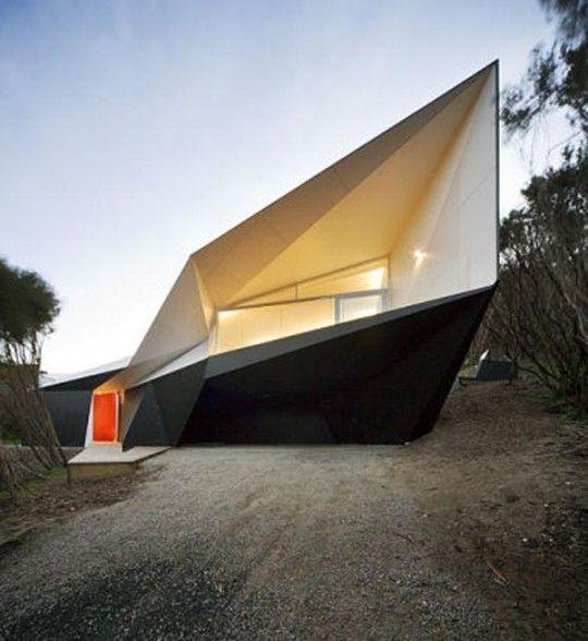 Klein Bottle House, Mornington Peninsula, Australia