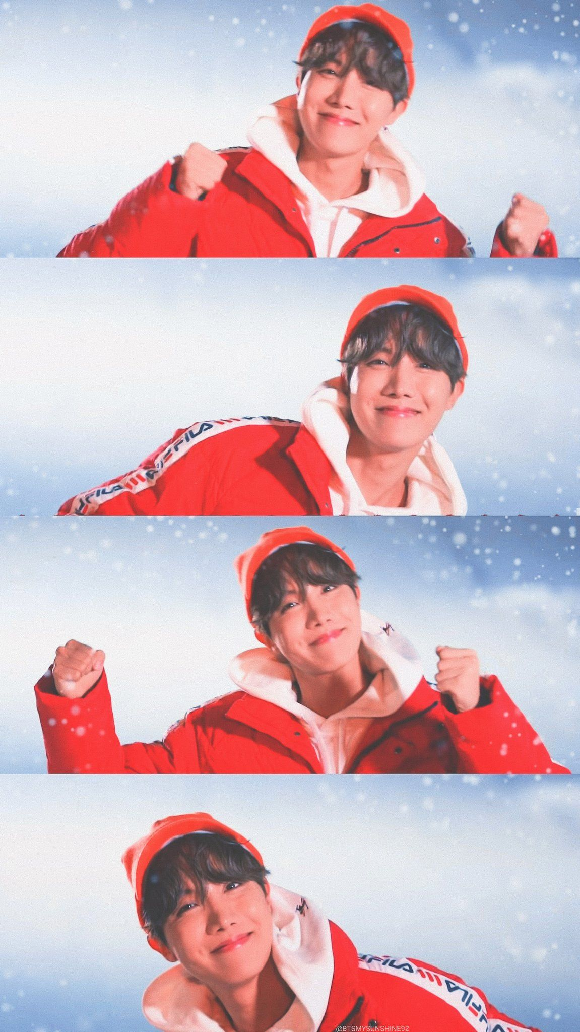 2020 Bts Winter Package Lockscreen Wallpapers Bts Wallpaper
