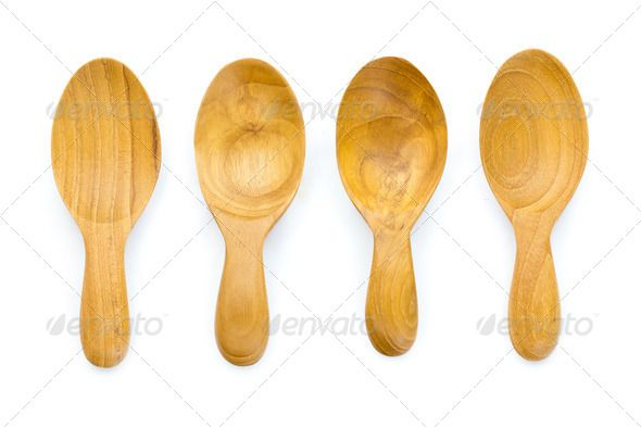 Wooden Spoon ...  accessory, cook, cooking, craft, cutout, eat, empty, equipment, isolated, kitchen, kitchen utensil, kitchenware, ladle, natural, object, serve, set, small, spoon, stir, tableware, tool, traditional, utensil, white background, wood, wooden