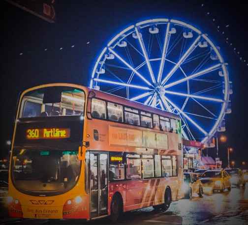 Christmas In Waterford New Bus Dublin Airport Route 40