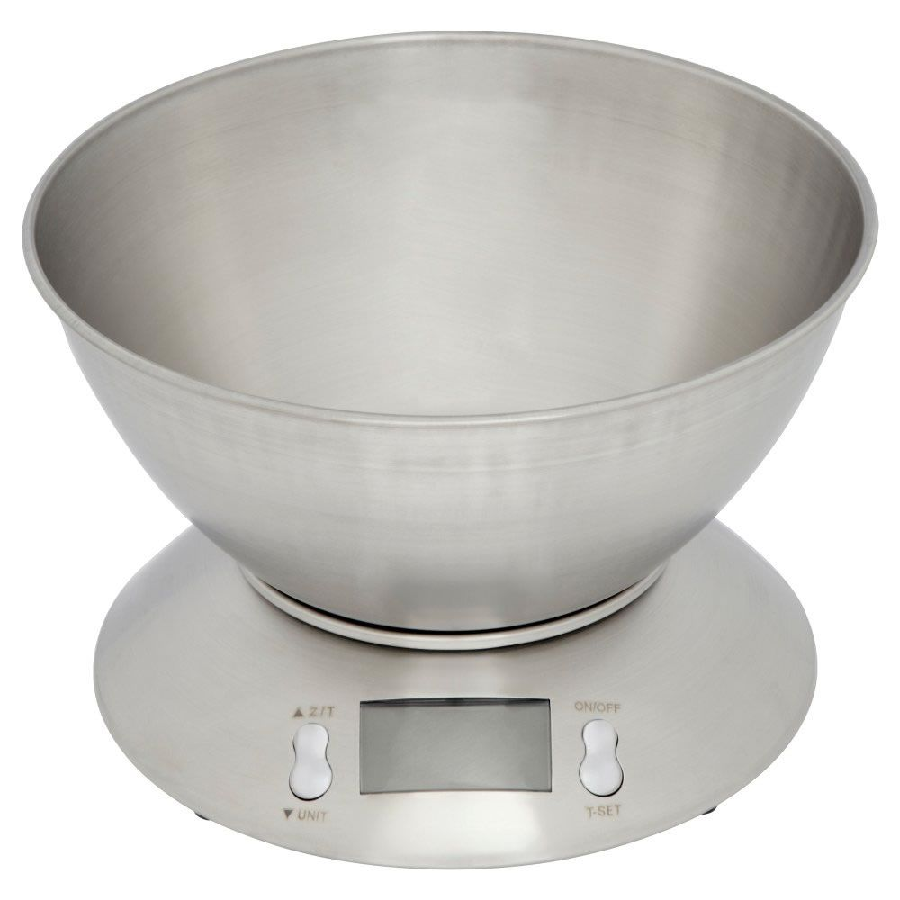 Stainless Steel Electronic Kitchen Scales Kitchen Electronics
