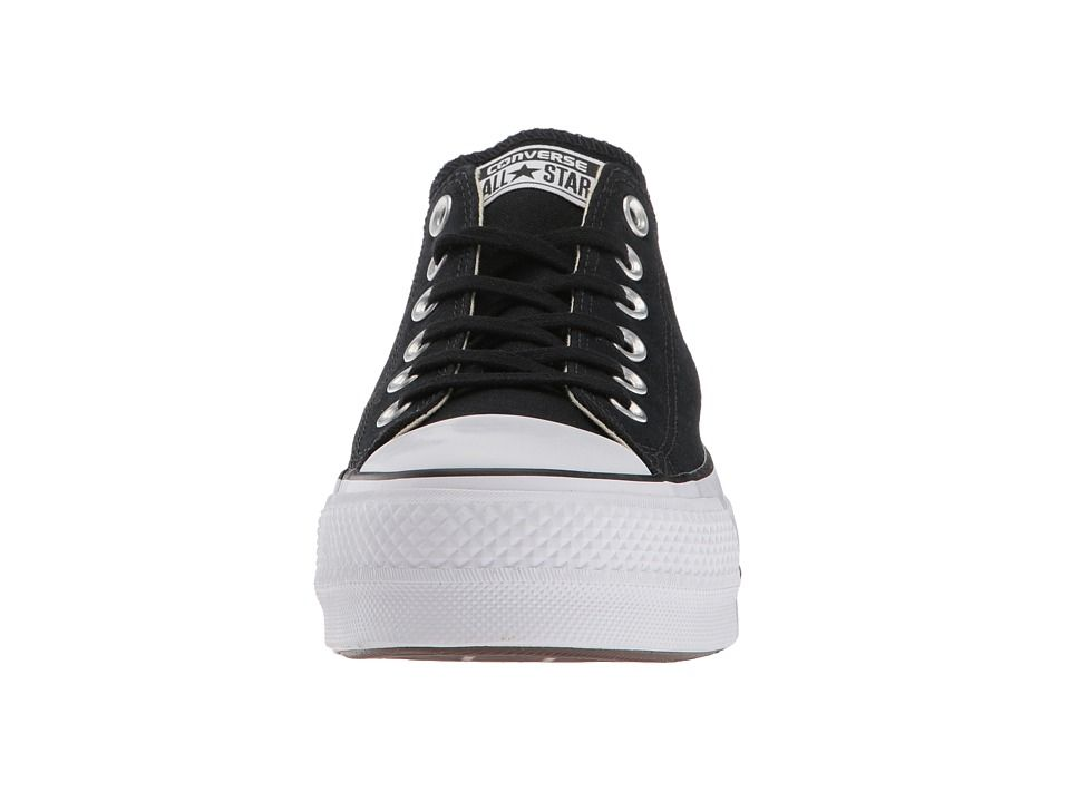 49f93dba1d39 Converse Chuck Taylor(r) All Star Canvas Lift Women s Classic Shoes Black  Garnet White