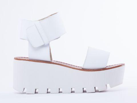 windsor smith terrace in white at solestruck | women's new
