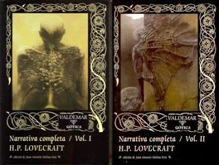 Descarga: H. P. #Lovecraft - Narrativa completa http://goo.gl/wpHwFk