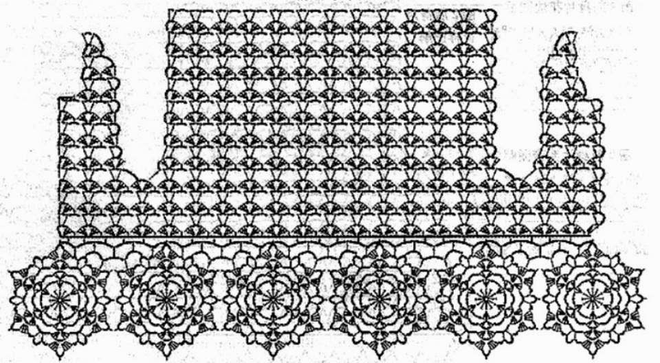 Crochet Patterns Free Crochet Charts And Instructions For 2 Pretty
