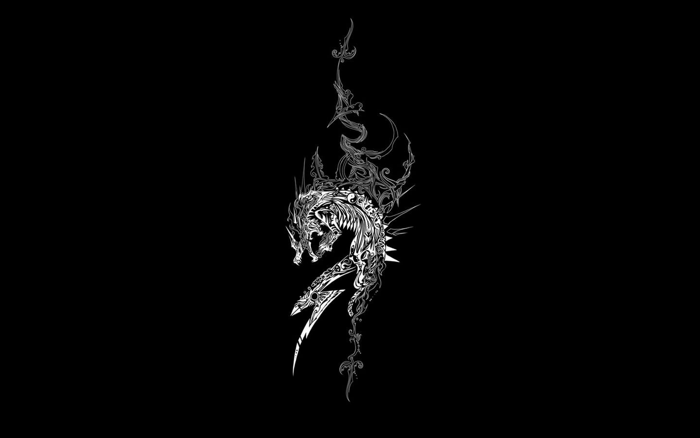 Dark Dragon Wallpapers Full Hd Firefox Wallpaper Free Download