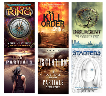 Check out our 400 FOLLOWERS CONTEST, where we're giving away signed books by James Dashner, Dan Wells, and more! Contest ends Sept 10. www.writertherapy.com