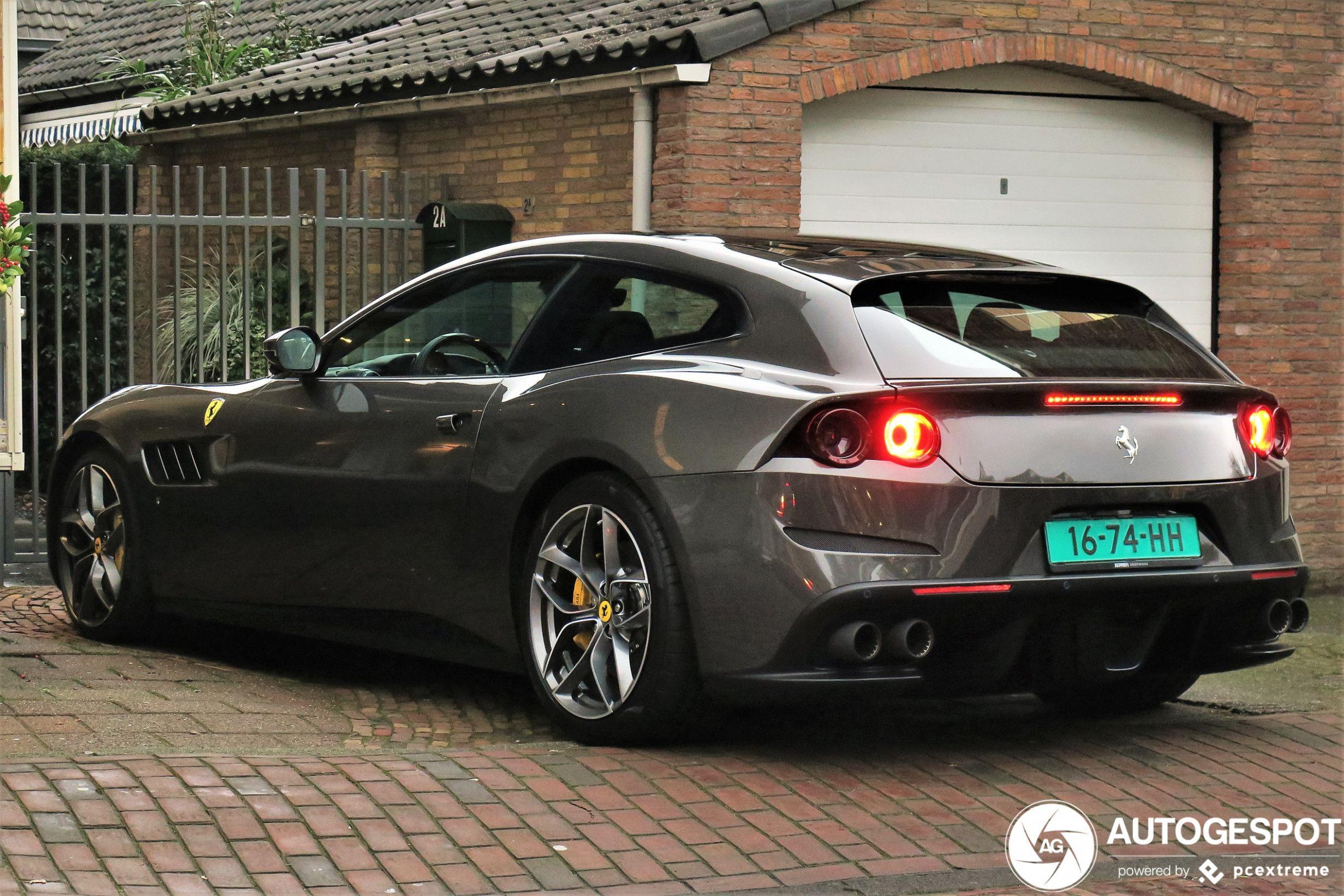 9 Picture Ferrari Gtc4lusso T 2020 Ferrari Living In Car Ferrari Car