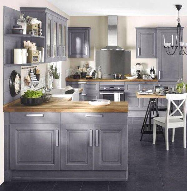 50 sfumature di grigio per la tua cucina grigio - Realizza la tua cucina ...