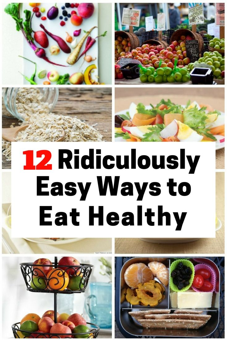 12 Easy Ways To Eat Healthier By Stealth