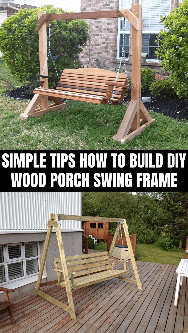 Pin On Porch Swing