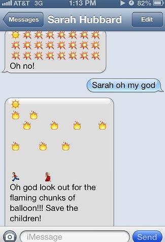 23 Creative Emoji Masterpieces | buzzMSG | Birthday text