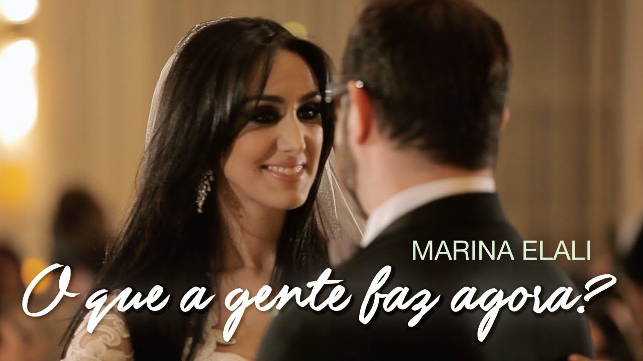 Marina Elali O Que A Gente Faz Agora Tema Da Novela Tempo De
