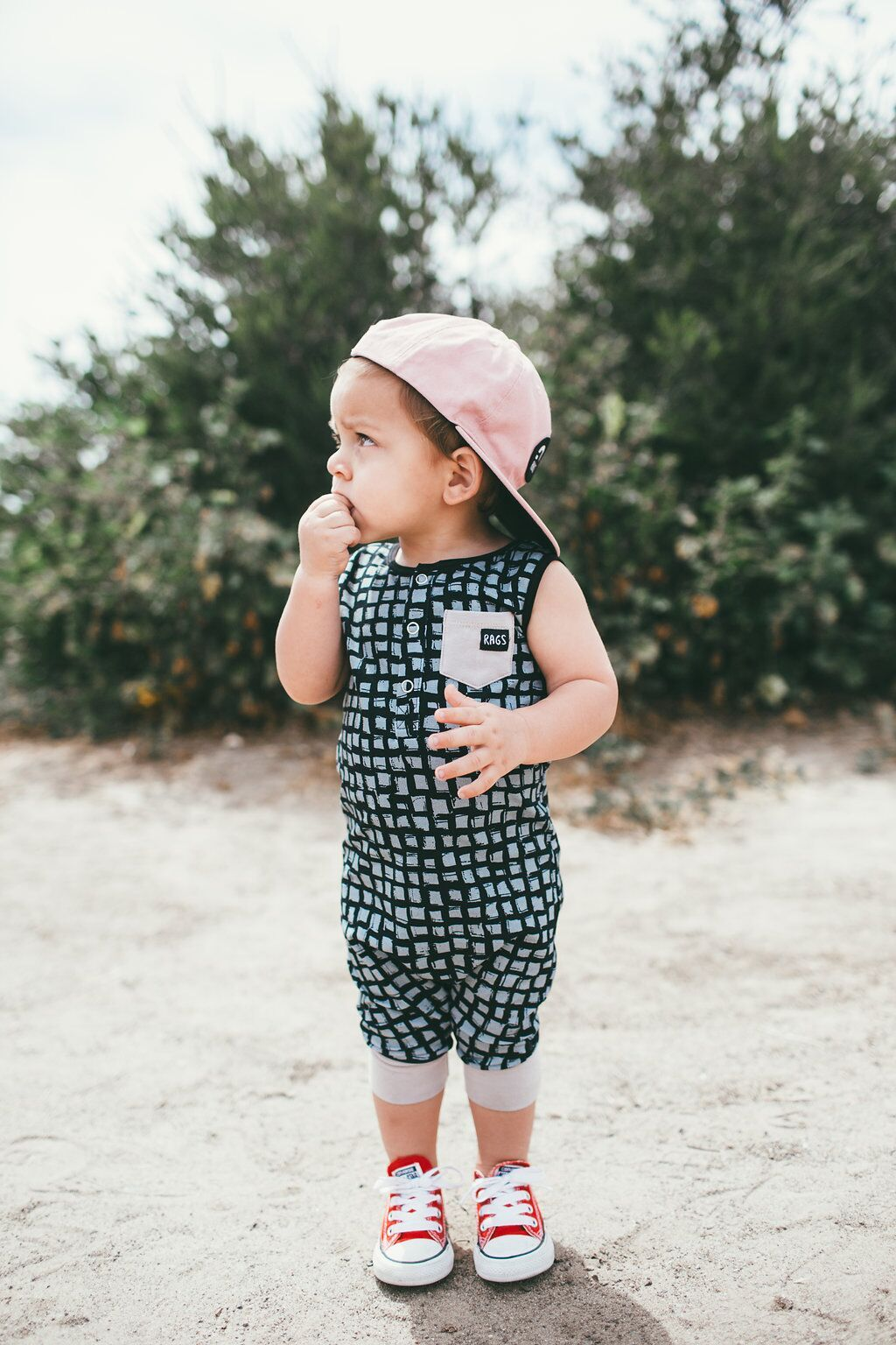 Easy and adorable kids style for summer