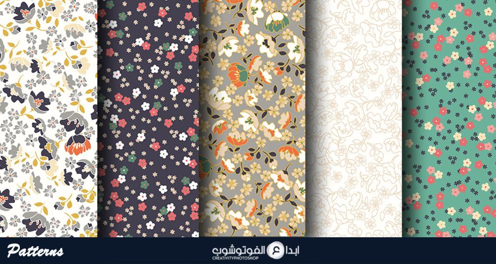 باترن زهور جميلة للفوتوشوب Pattern In 2020 Background Patterns Photoshop Backgrounds Floral
