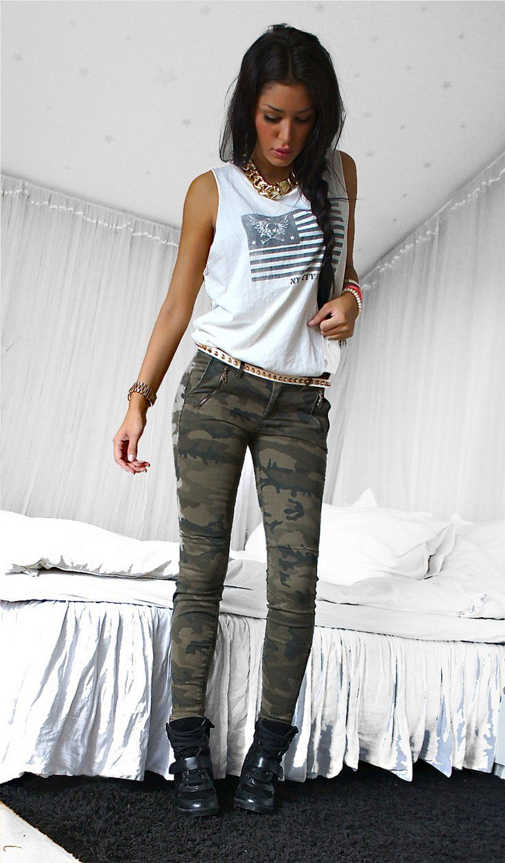 Cool and Chic Outfit Ideas for th of July  Chic outfits Clothes