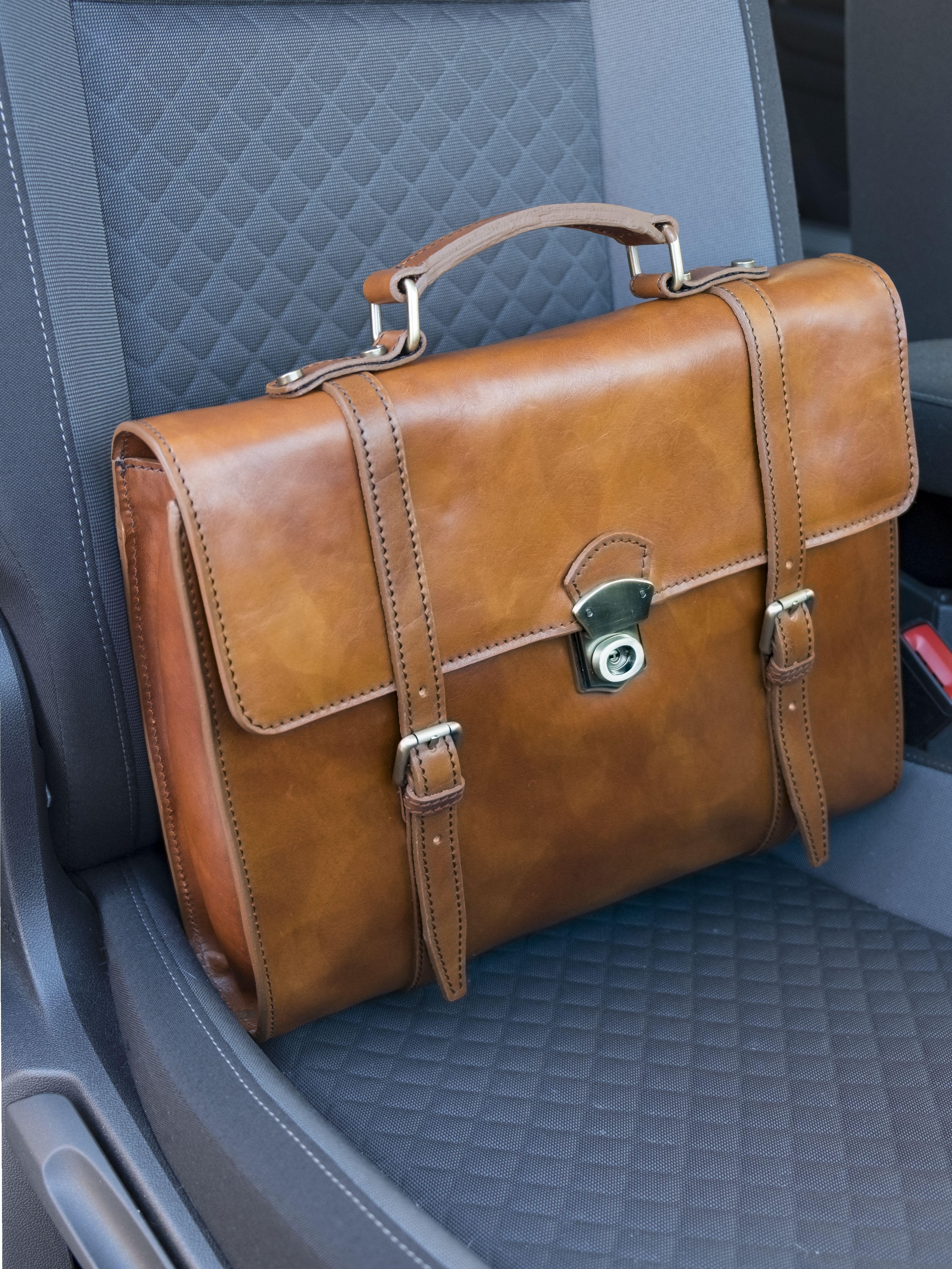 Briefcase & Backpack