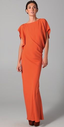 Maria Grachvogel Hawk Long Dress