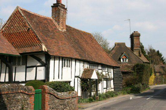 Surrey England Cottages For Sale Tudor Cottage Shere Tudor Cottage Surrey England England