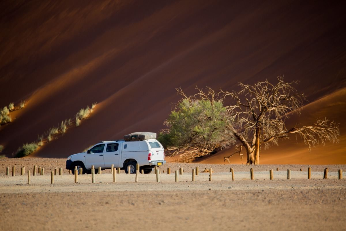 Namibia is located in Southern Africa and is considered by