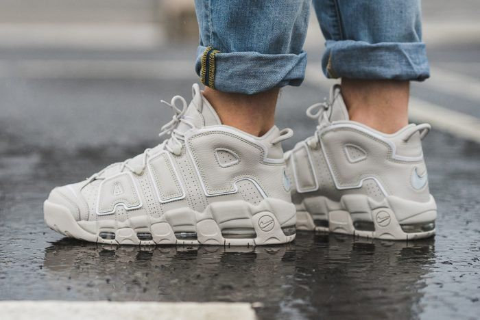 new product 290f2 c28ae Nike Air More Uptempo (Light Bone)