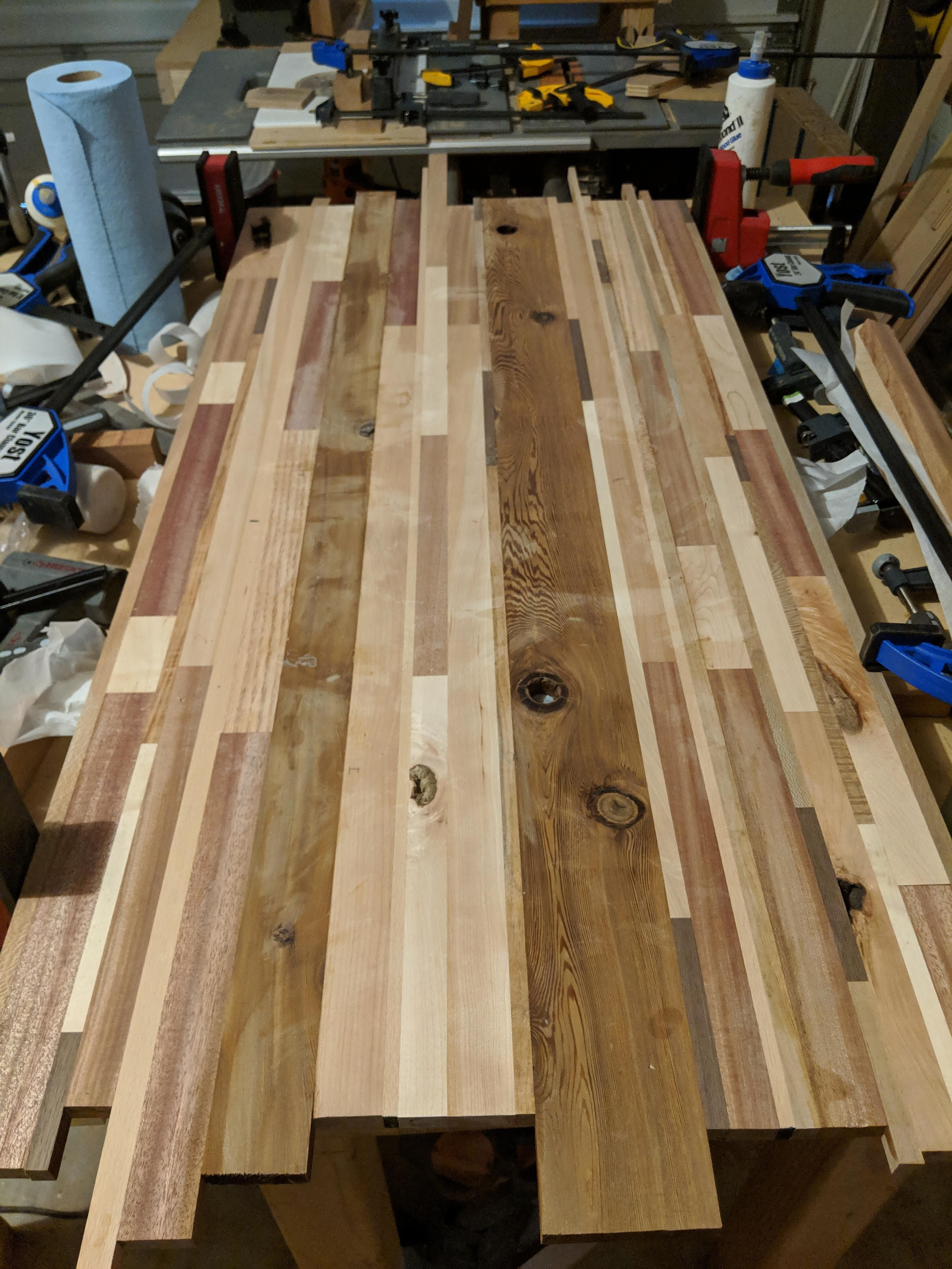 Laminated Butcher Block Table Top Need Advice Https Ift Tt 2zlqdrn