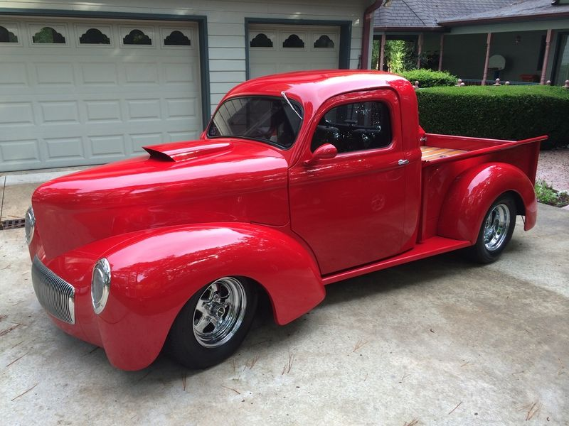 For Sale: 1941 Willys Pickup, Ooltewah, Tennessee | OldCarOnline.com ...