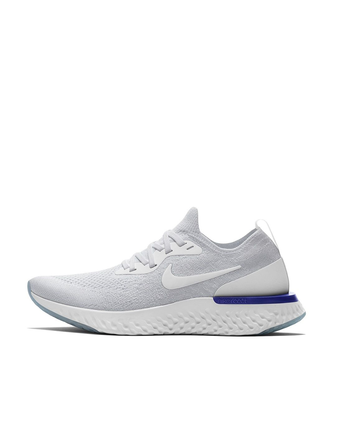 Nike Epic React Flyknit: Grey