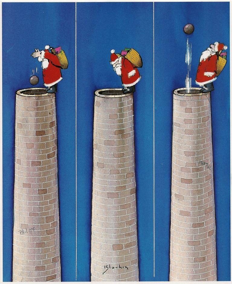 Blachon - L'Équipe Magazine - samedi 23 décembre 2000 - N° 973