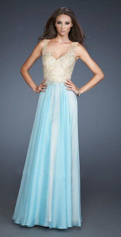 Prom dresses for tall girls - http://talltrends.eu/prom-dresses-fo ...