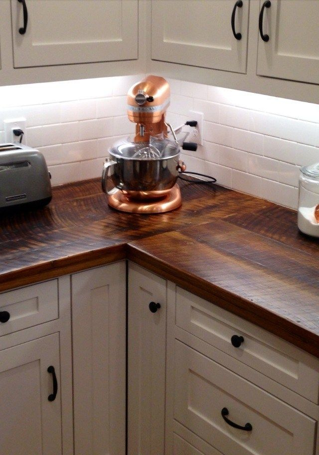 Awesome Diy Wood Countertops Style Decorating Ideas 5 Diy Wood