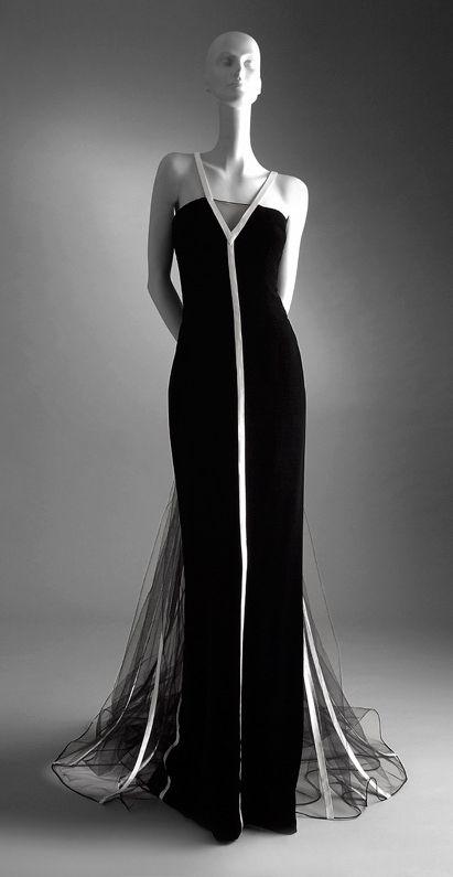 Abiti Da Cerimonia Stile Anni 60.Abito Da Sera Di Valentino 1969 Stile Di Moda