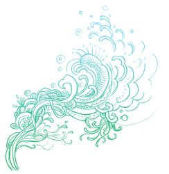 ps: hand drawn design tutorialweb designer wall blog | design