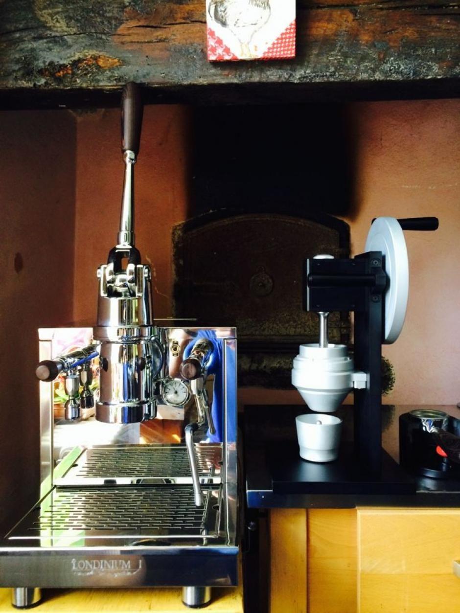 Blog londinium lever espresso coffeemaker design