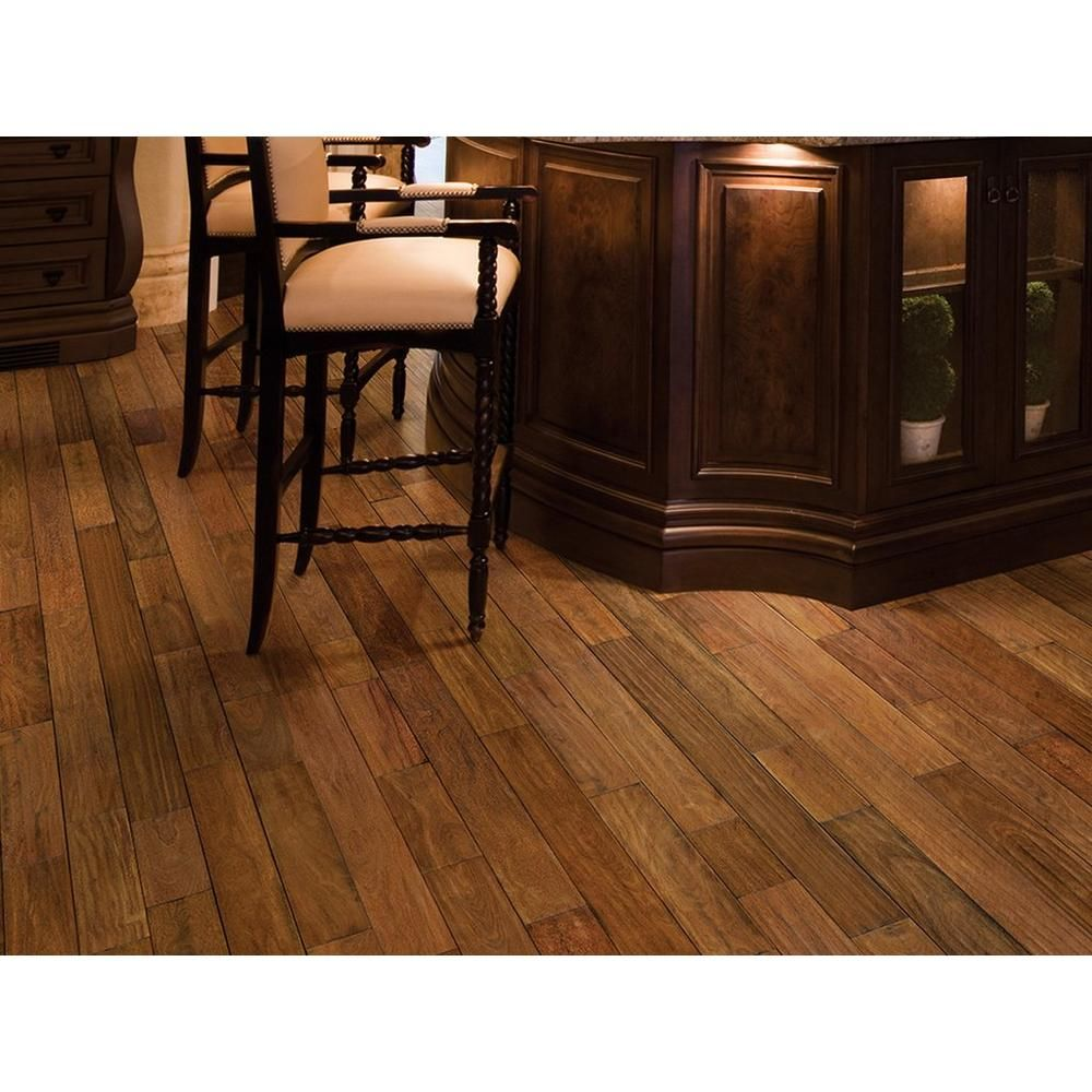 Brazilian Amendoim Natural Hand Scraped Engineered Hardwood Floor Decor In 2020 Engineered Hardwood Solid Hardwood Floors Engineered Hardwood Flooring