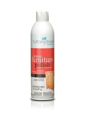 Fulton Street Market Furniture Polish If You Like Pledge Try This Add Luster And Shine To Your Furniture Th Furniture Polish Furniture Market Fulton Street