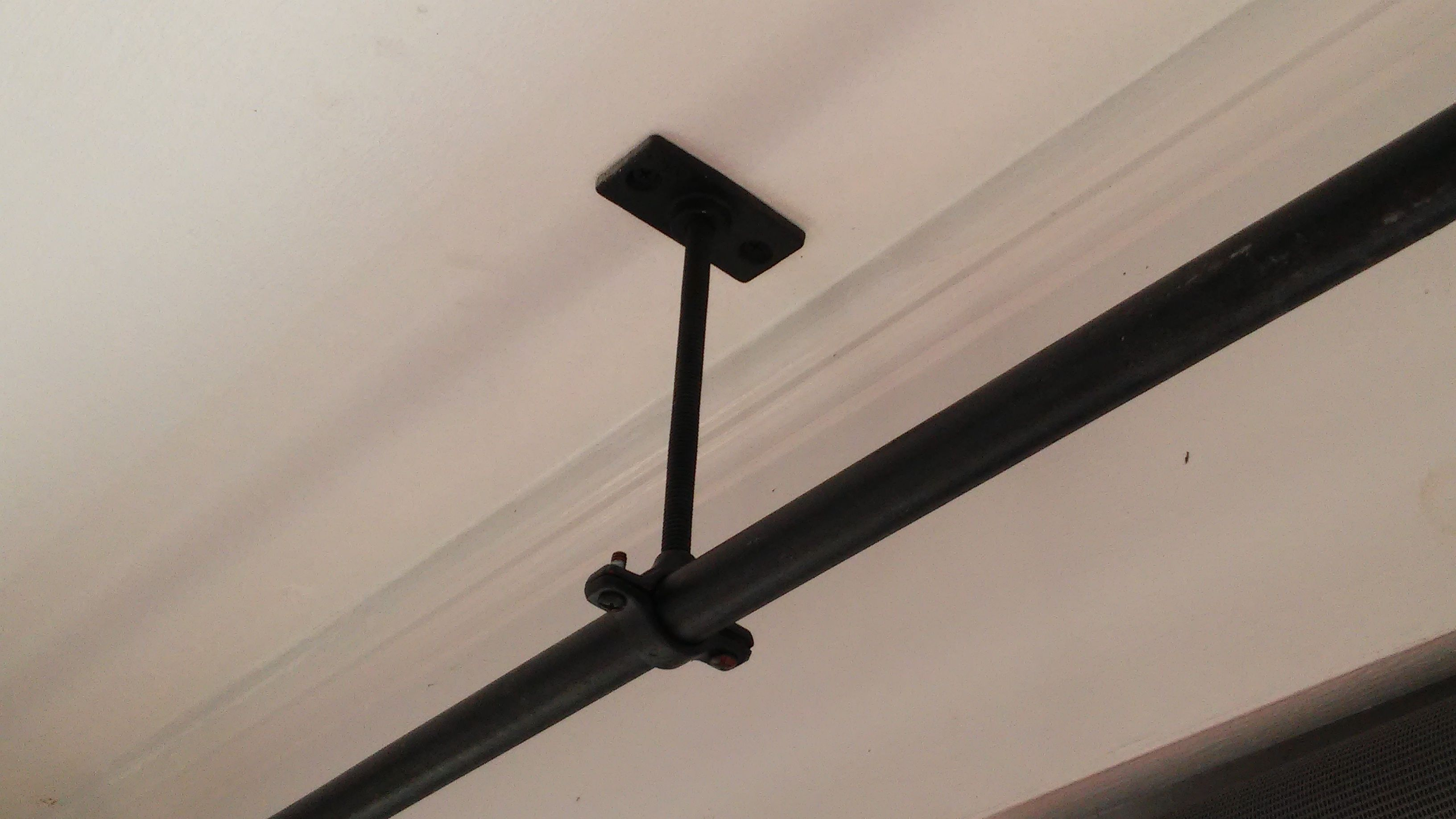 Pin On Black Pipe Curtain Rod