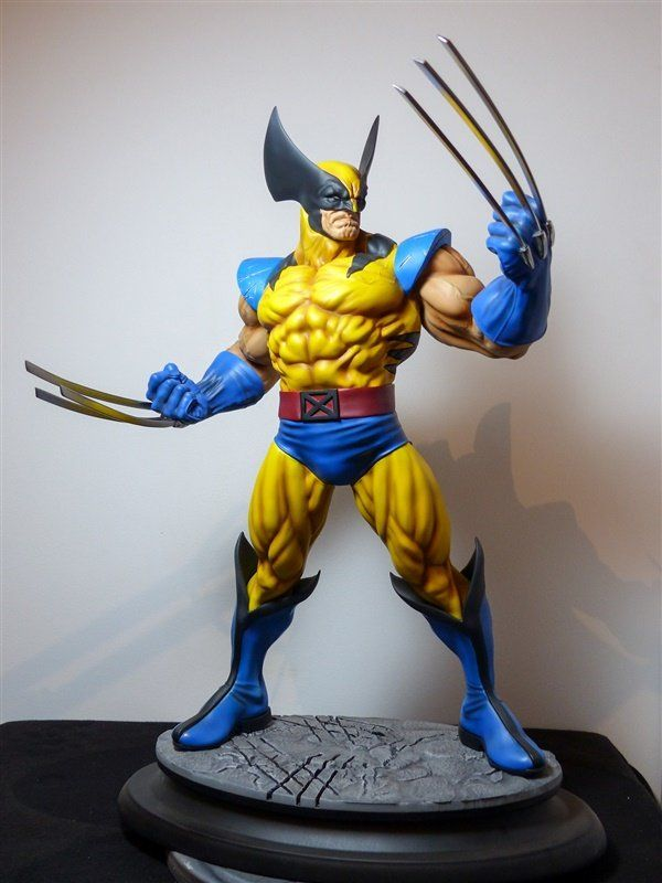 MARVEL HEROES 3D WOLVERINE X23 Statua CENTAURIA
