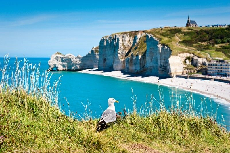 Come And Explore France S Grandest Duchy With Our Travel Guide To Normandy Http Www Theavenuestory Com Blog Escape The City A Normandie Bateau Mer Route