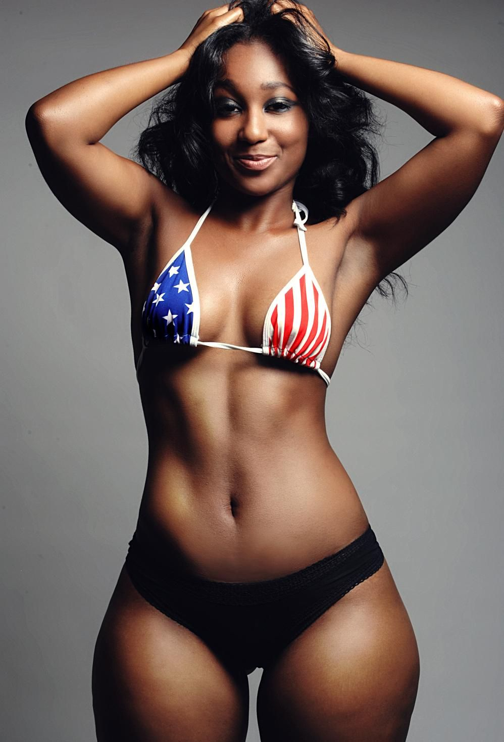 Sexy black american