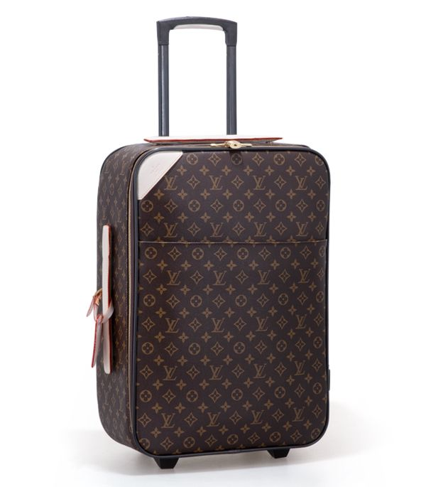fd493e8918e43 I d love to have this Louis Vuitton rolling luggage... sigh. one day ...