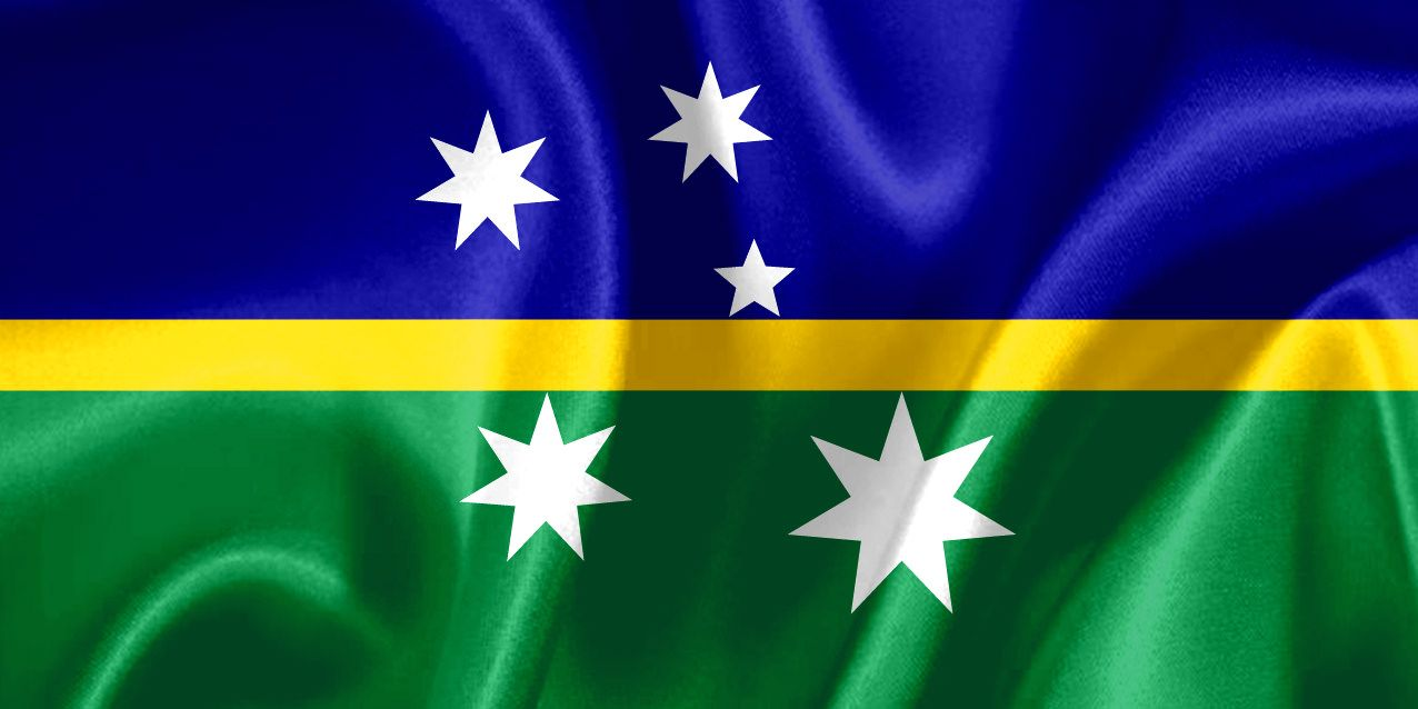 New Australian Flag Design Proposal #UluruSky #GoldenHorizon SC/CS5L ...