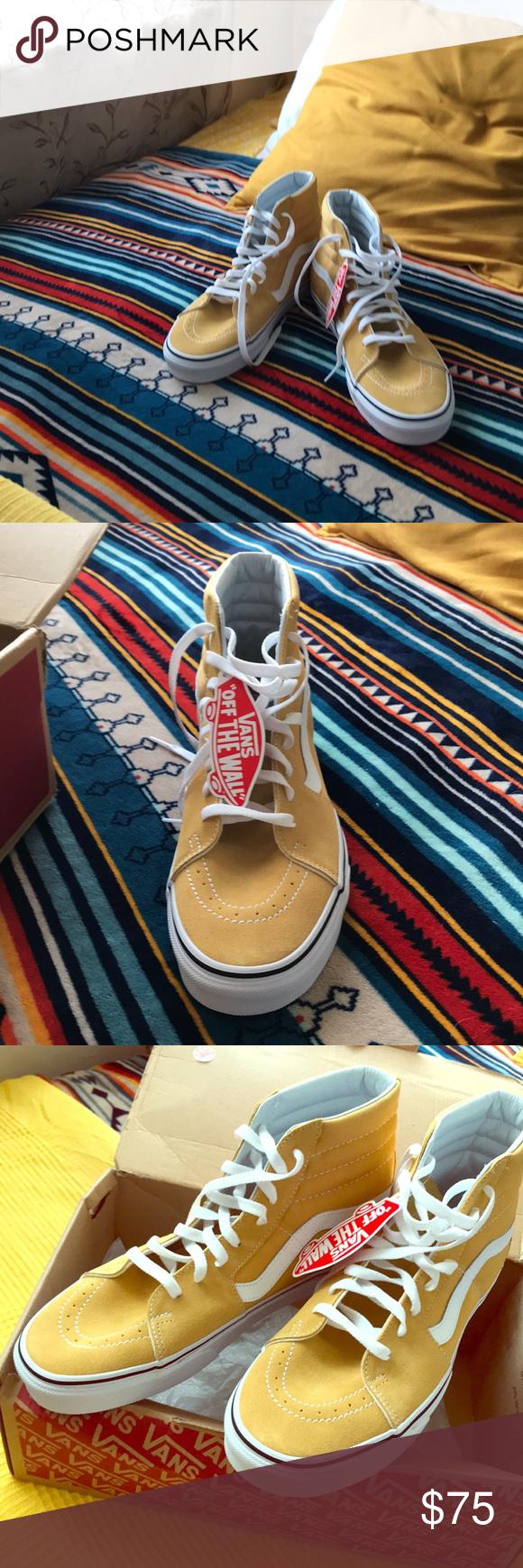 Vans Old Skool high top shoes size 12