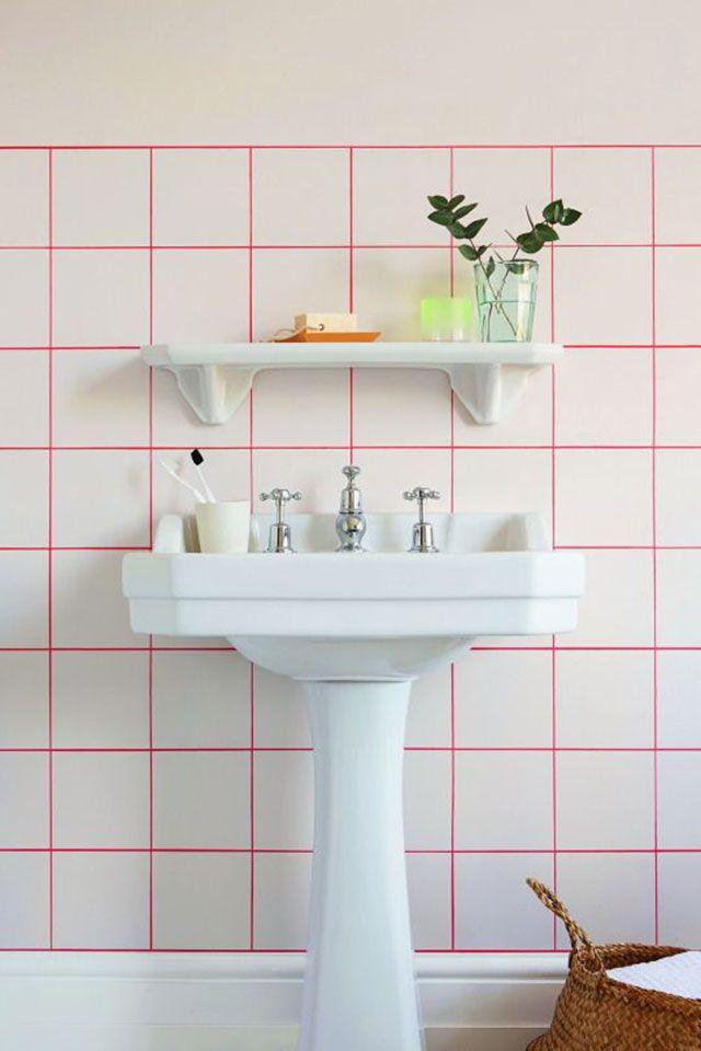 Renueva tus azulejos antiguos con este sencillo truco ideas decoraci n decoration ideas - Renovar juntas azulejos ...