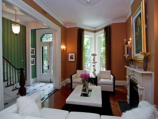 rowhouse interiors | Flickr: The Victorian row house ...