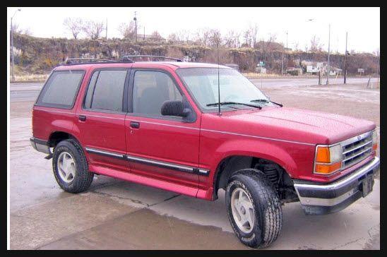 1993 Ford Explorer Ford Explorer