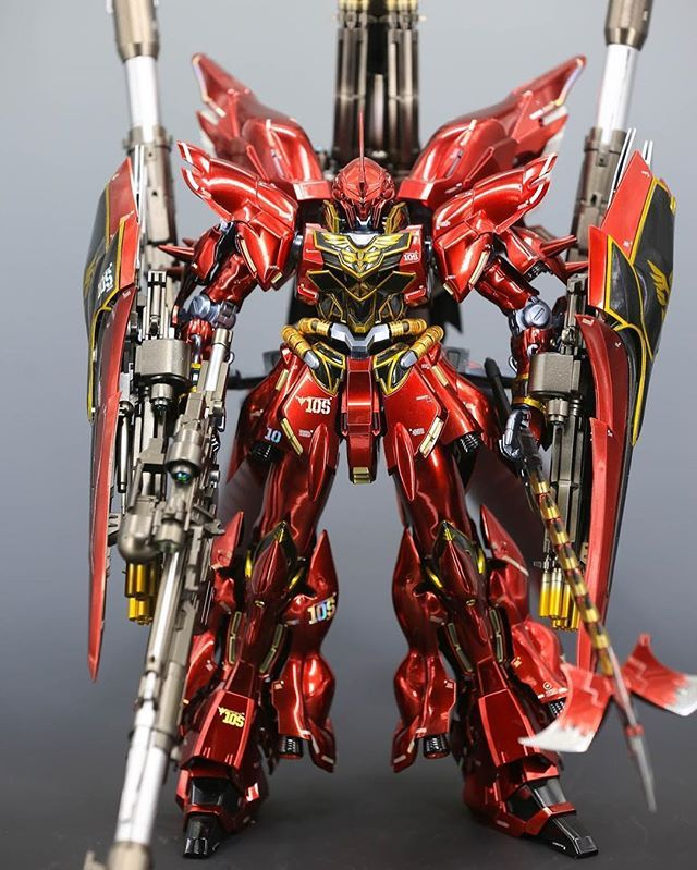 Full Armor Sinanju Modeled By Linch Follow Us On Facebook