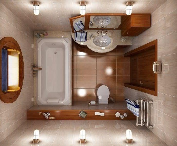 Decorar un baño pequeño baños Pinterest Baño pequeño, Baño y - decoracion baos pequeos