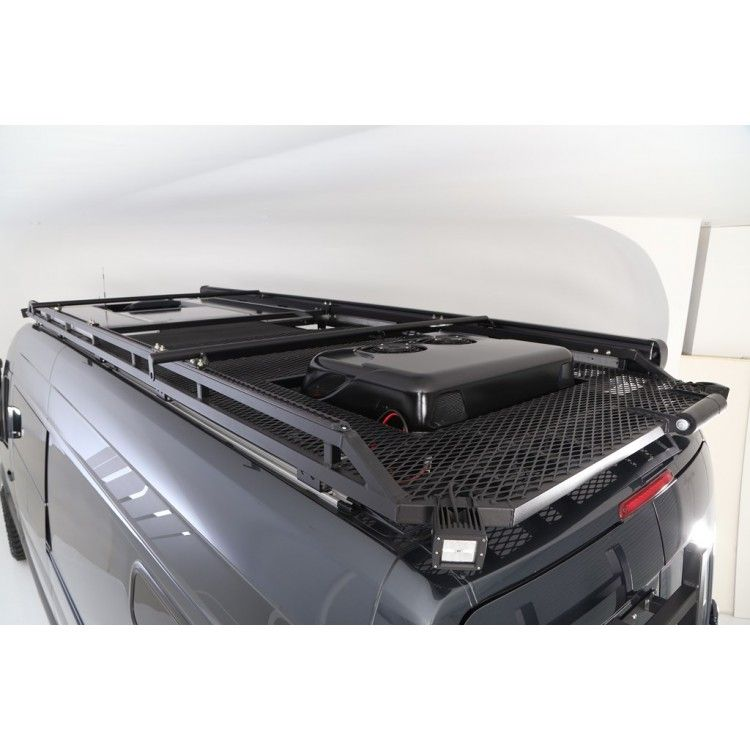 Rb Components Leader In Trailer Shop And Garage Products Roof Rack Sprinter Camper Van