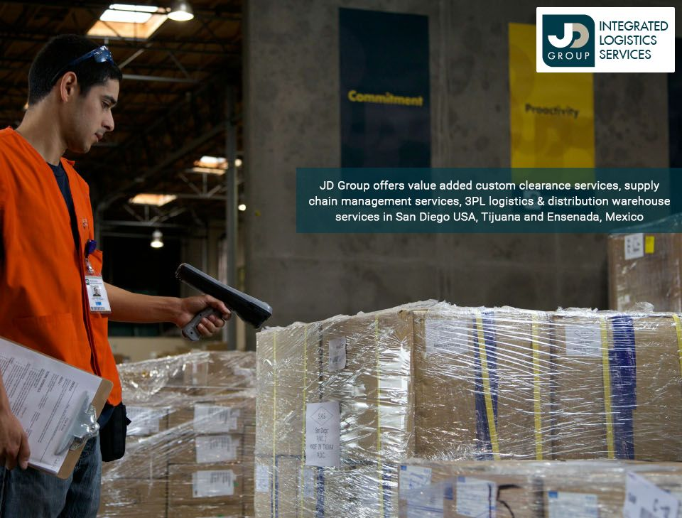 famous logistic warehousing companies in San Diego help